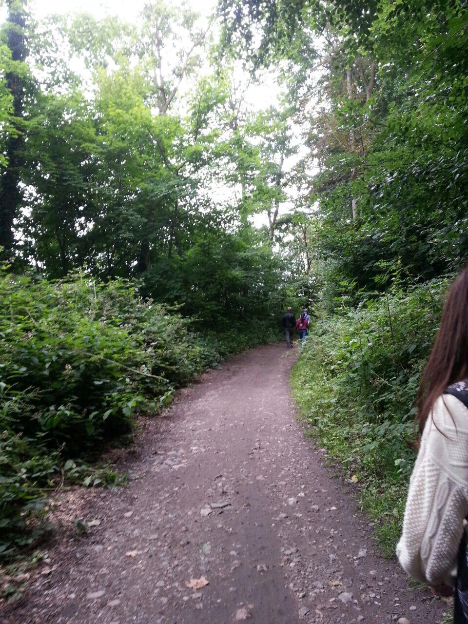Wanderung nach Grömitz